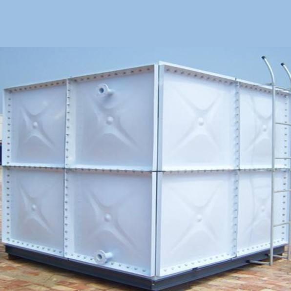 河北喷塑钢板水箱厂家