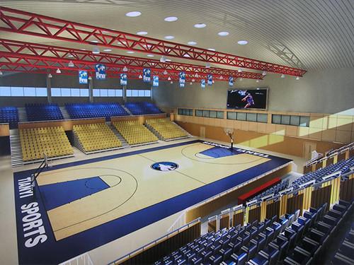 篮球馆地胶安装中,防潮垫究竟起到什么作用?