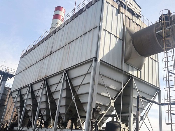 钢铁厂除尘器