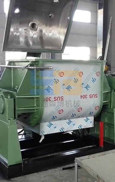 干粉砂浆搅拌机美缝剂生产设备的润滑系统出现故障的原因