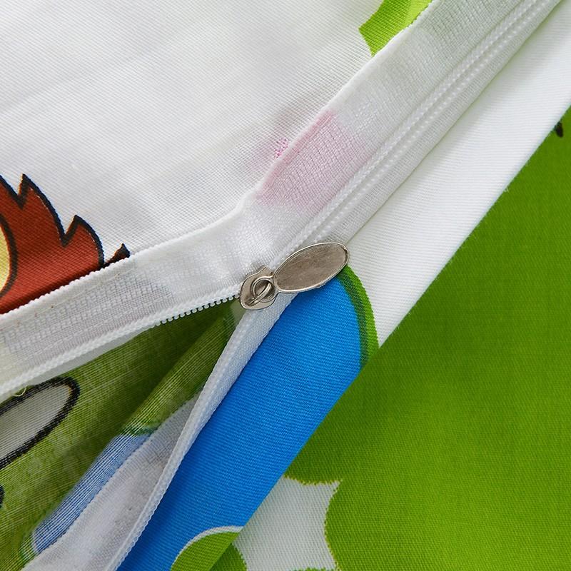 幼儿园三件套12868系列-全棉斜纹-动物狂欢