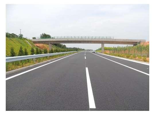 简述道路划线相应步骤