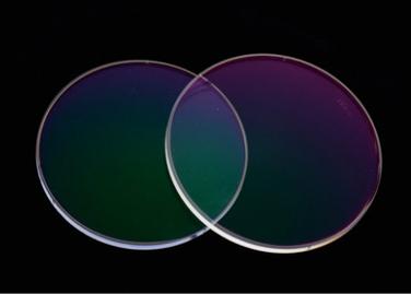 超薄防蓝光防辐射非球面近视镜片