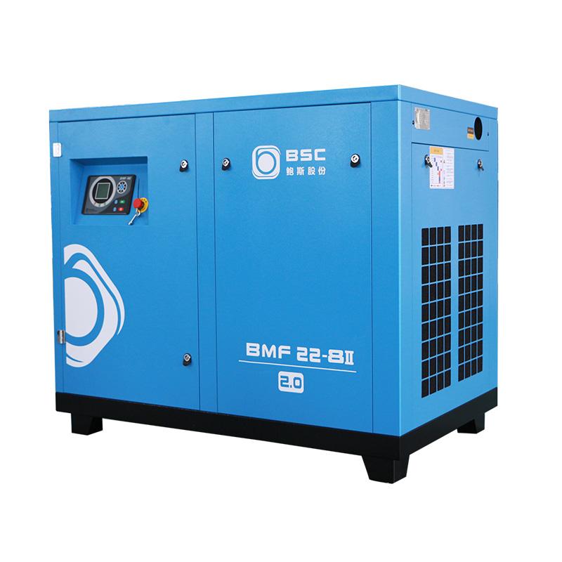 螺杆式空压机油气分离器运行详解