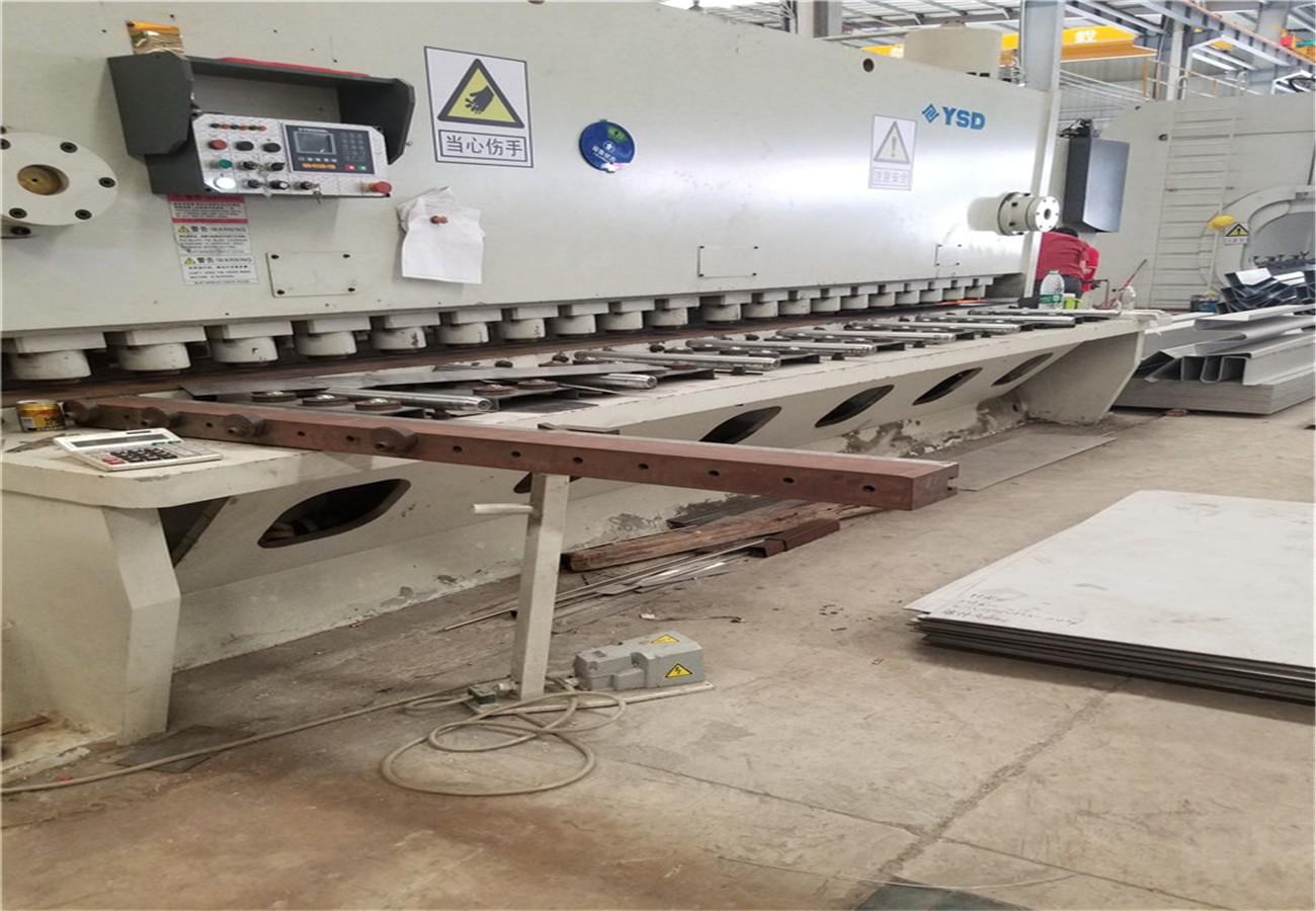 6米剪板设备