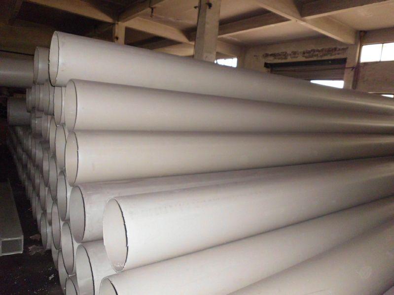 专业厂家告诉你白色PP风管广泛用于环保排污工程