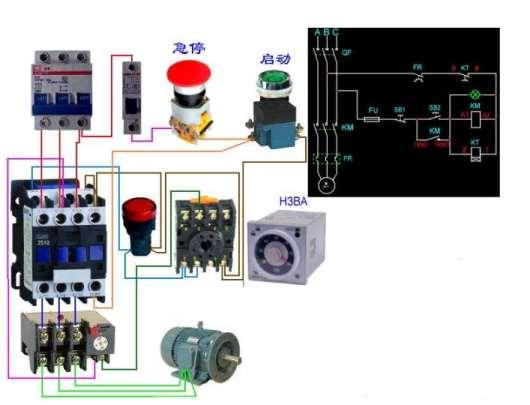 接触器的零件用途一览
