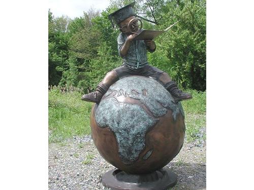 展馆雕塑的公司诚信服务有什么重要性呢?