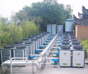 10匹空气能加相应的保温水箱