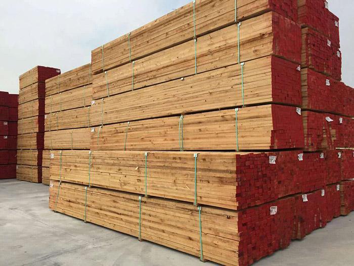 木方的常见用途