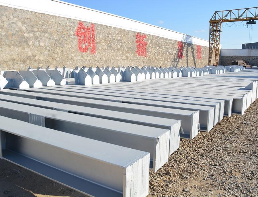 内蒙古大唐国际锡盟电厂2×660MW新建工程项目钢结构
