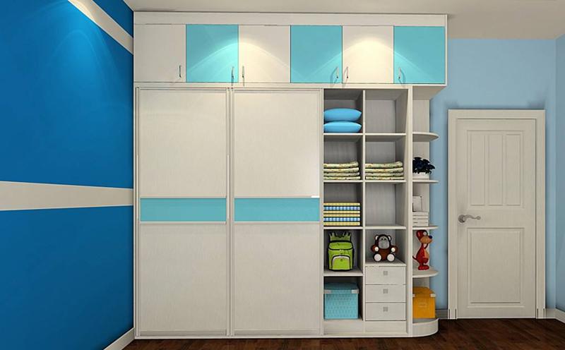 卧式衣柜该怎样设计