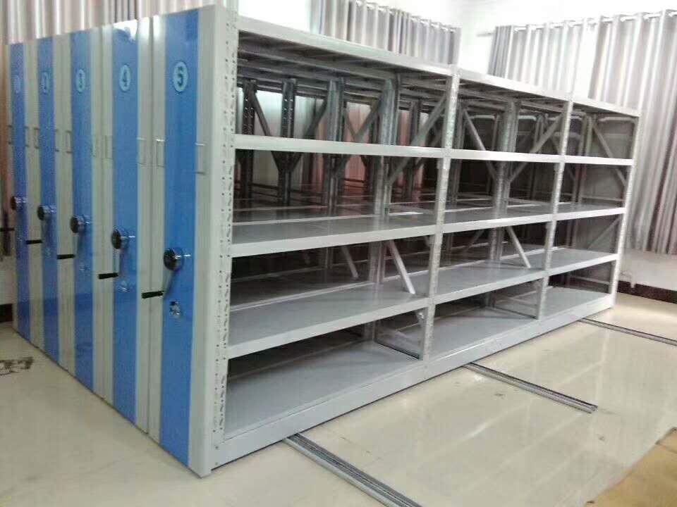 智能型档案密集柜的产品特征