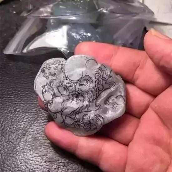 石家庄翡翠玉石挂件设计雕刻