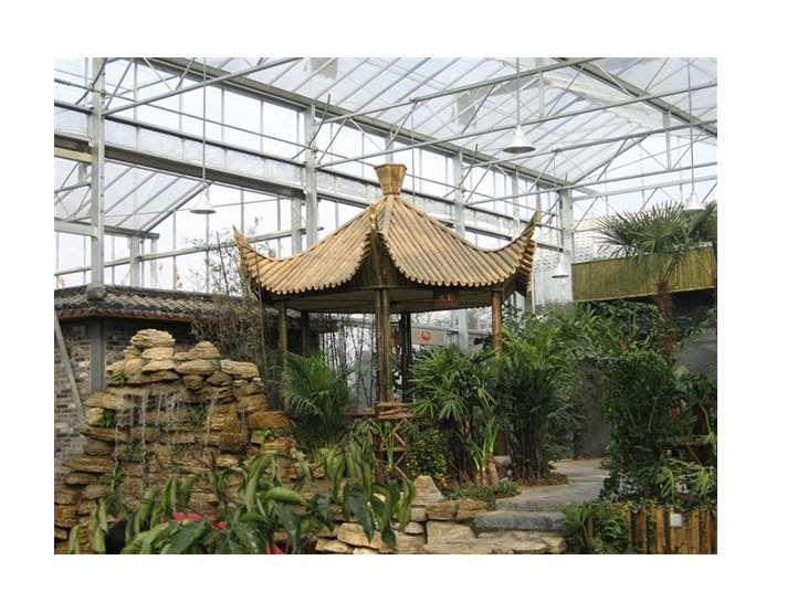 竹房子要做好维护工作