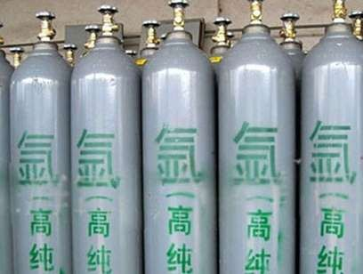 工业气体的常见物理特性