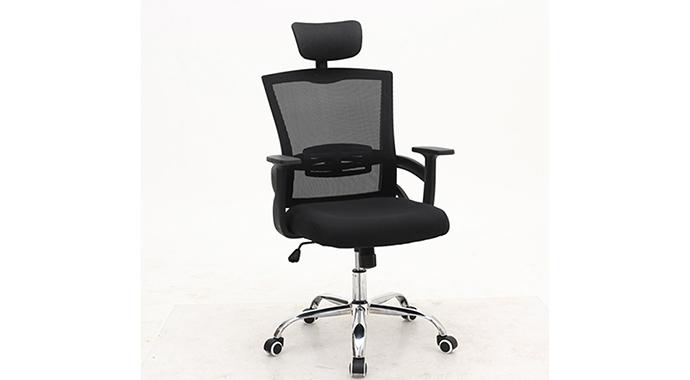 人体工程靠背办公椅