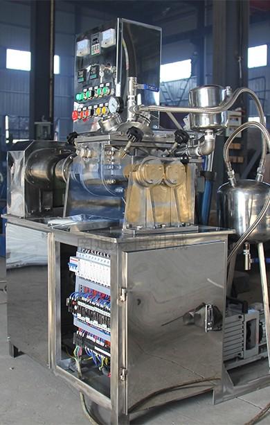 胶料搅拌机生产线