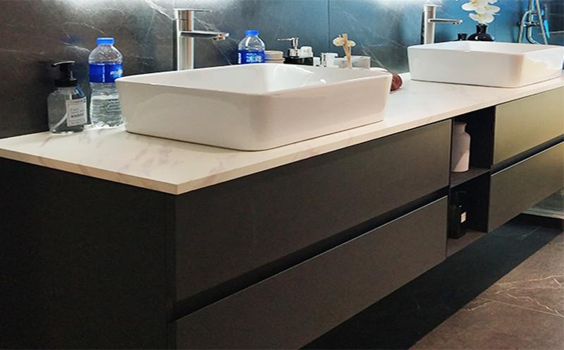 不锈钢浴室柜-2
