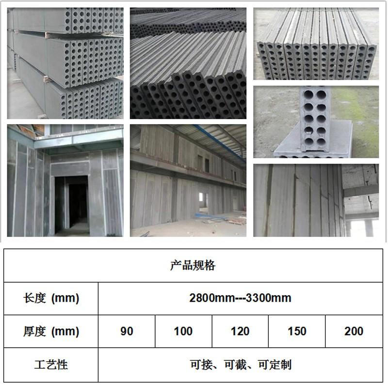轻质隔墙条板厂家详解施工过程中需要注意的要点