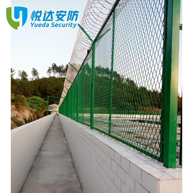 钢网墙刀刺网(巡视道)