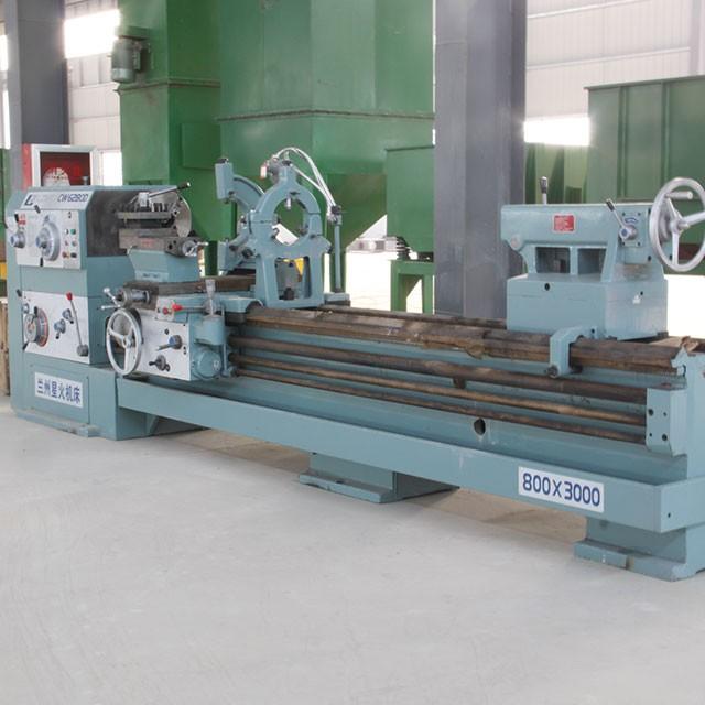 新型机械加工机床设备的利用须知