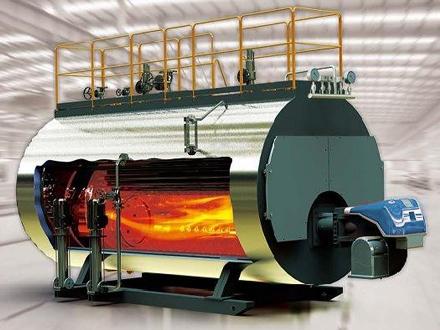 锅炉怎样排气体?初次接到燃气蒸汽锅炉加不渗水是怎么回事?