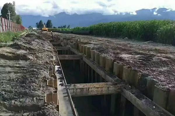 钢板桩施工出租