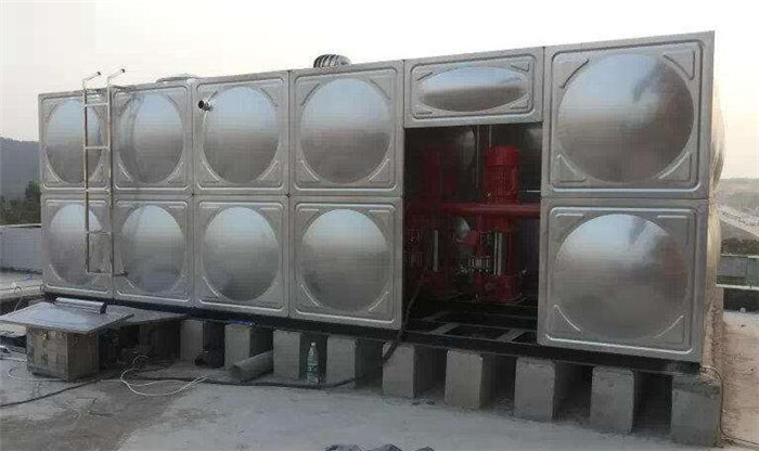箱泵一体化
