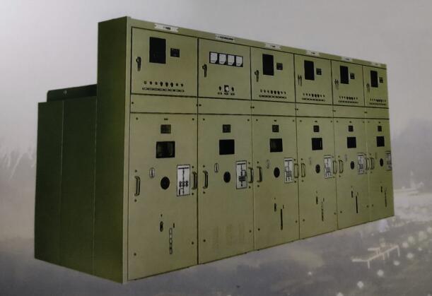 KYN1-10(F)铠装移开式金属封闭开关设备