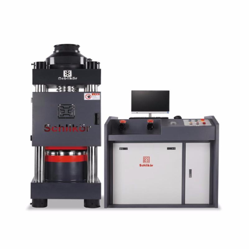 YAW-3000BH-全自动电液伺服压力试验机(手自一体)