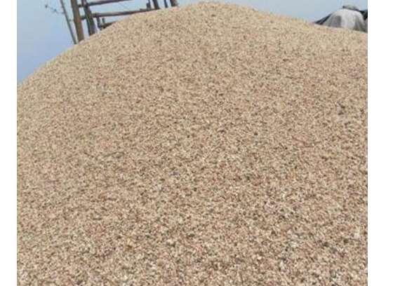 水洗砂的应用引发一些泛滥令人担忧