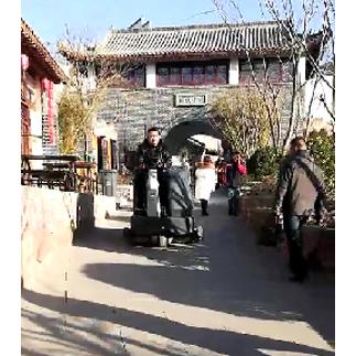 西部长青古镇