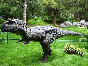 游乐园新材料雕塑