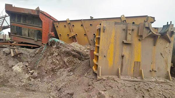 矿山机械回收