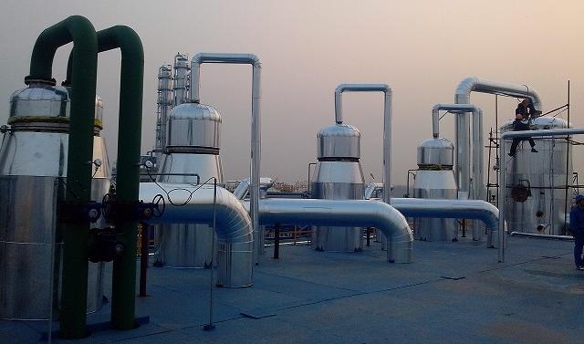 氯化钙多效蒸发器