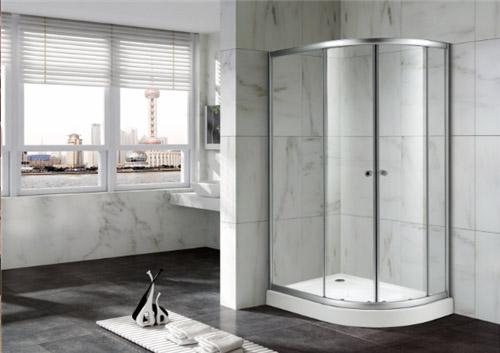 福州装饰公司来说一说淋浴房的安装步骤流程是什么