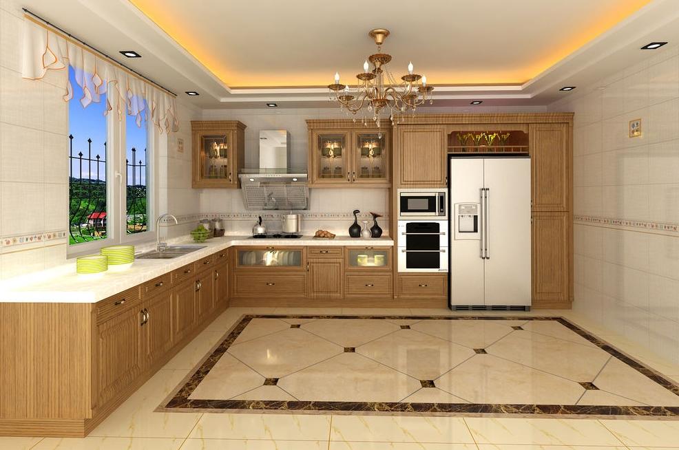 别墅橱柜设计注意事项有哪些?