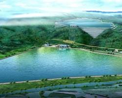 河南天池抽水蓄能电站