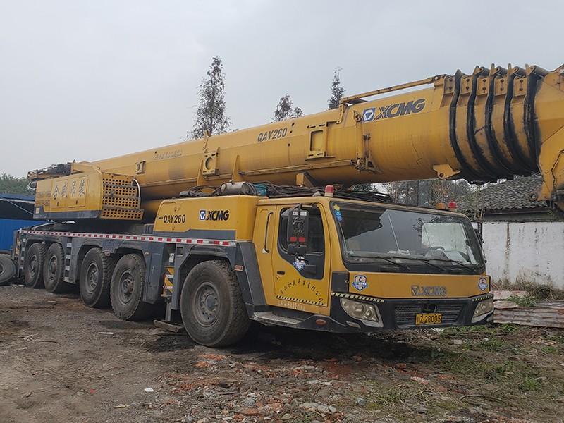 眉山12吨吊车