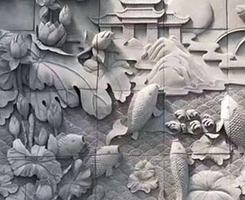 一块砖的艺术之旅 纯手工艺术砖雕的发展