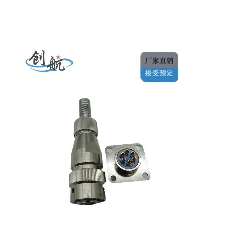 JY系列军品圆形电连接器