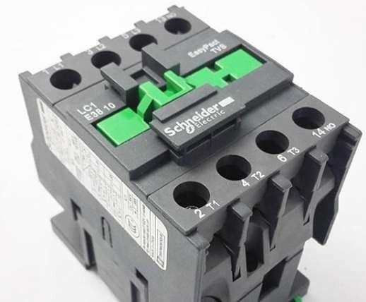 施耐德交流接触器几个维护要点分享