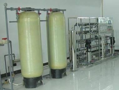 软化水设备应用