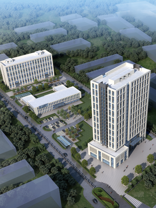 万华节能科技集团研发中心项目奠基仪式隆重举行
