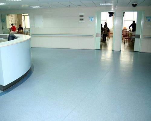 PVC地板打蜡养护