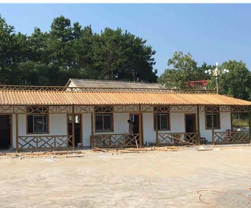 安徽你知道怎样建造竹房子吗