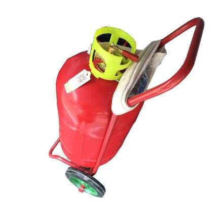 便携式固定消防设备应如何利用