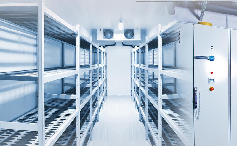 工业生产制冷设备温度的划分