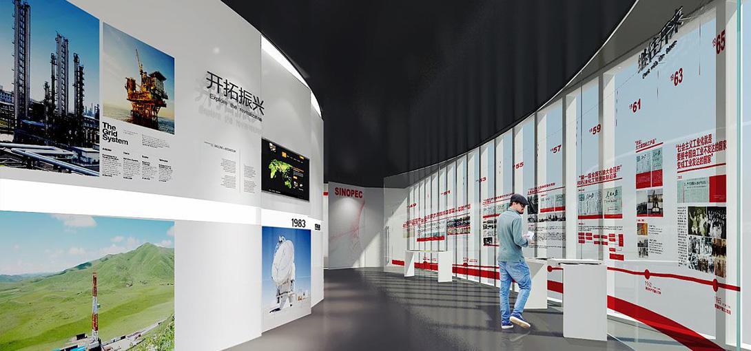 青岛展厅设计装修常见的结构形式有哪些